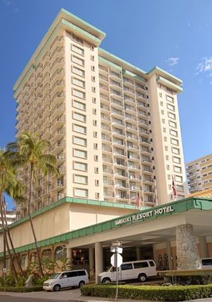 Showing Waikiki Resort Hotel feature image