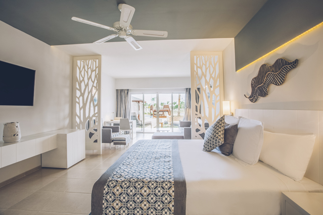 Image showcasing Coral Level Junior Suite