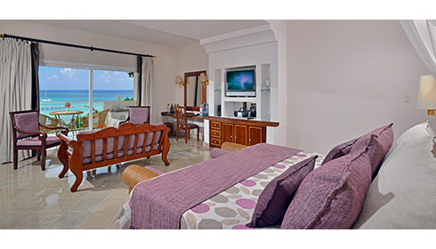 Junior Suite Royal Service Ocean View