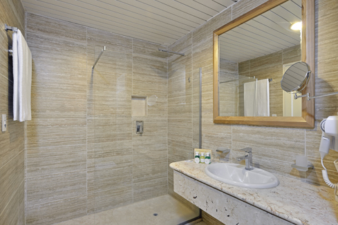Showing slide 2 of 2 in image gallery, Standard Room - Bathroom