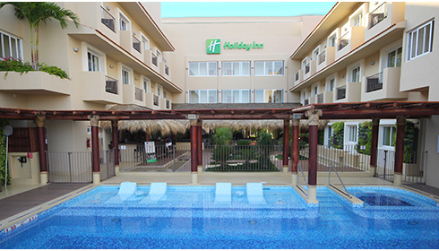 Showing Holiday Inn Huatulco feature image