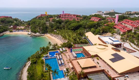 Showing Las Brisas Huatulco feature image