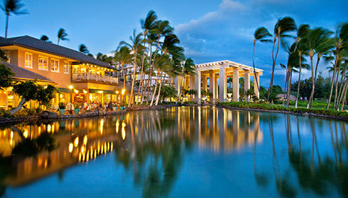 Showing slide 11 of 18 in image gallery for Hilton Waikoloa Village