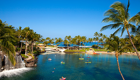 Showing slide 7 of 18 in image gallery for Hilton Waikoloa Village