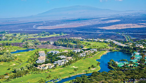 Showing slide 7 of 8 in image gallery for Fairway Villas Waikoloa by Outrigger Condo