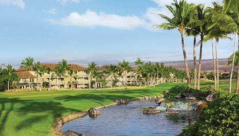 Showing slide 6 of 8 in image gallery for Fairway Villas Waikoloa by Outrigger Condo