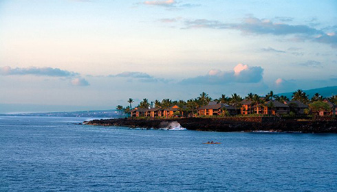 Showing slide 1 of 9 in image gallery for Castle Kanaloa at Kona Condo