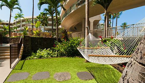 Showing slide 4 of 31 in image gallery for Sheraton Kona Resort and Spa at Keauhou Bay