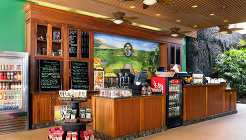 Showing slide 9 of 31 in image gallery, Keauhou Bay Coffee Company