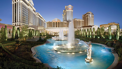 Showing Caesars Palace feature image