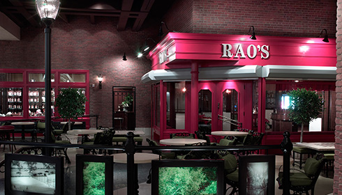 Showing slide 13 of 14 in image gallery, Raos Restaurant