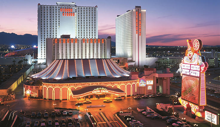 Showing Circus Circus Hotel, Casino & Theme Park feature image