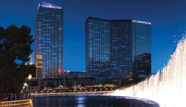 Showing The Cosmopolitan of Las Vegas feature image