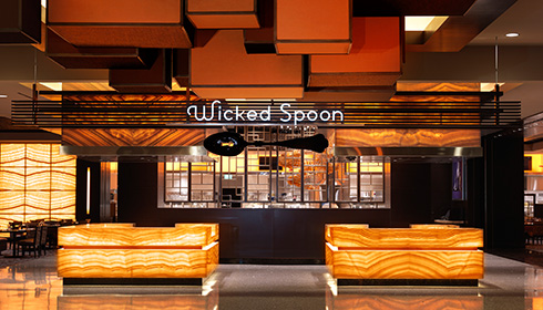 Wicked Spoon Restaurant