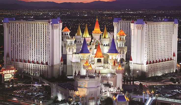 Showing Excalibur Hotel Casino feature image