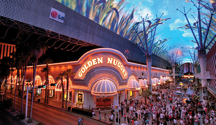 Showing Golden Nugget Las Vegas feature image
