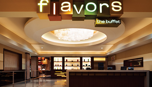 Restaurant Flavors, the Buffet