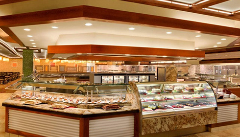 Fresh Market Square buffet
