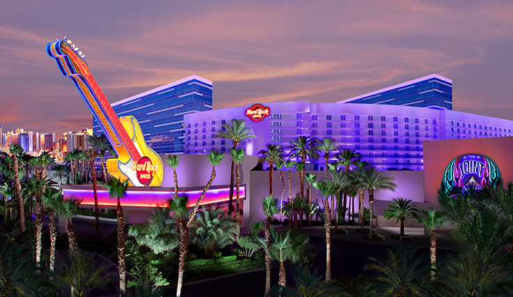 Showing Hard Rock Hotel & Casino feature image