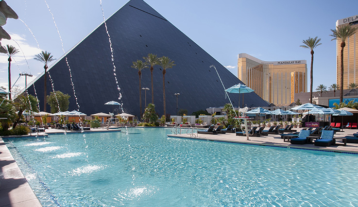 Luxor Hotel And Casino Westjet Official Site