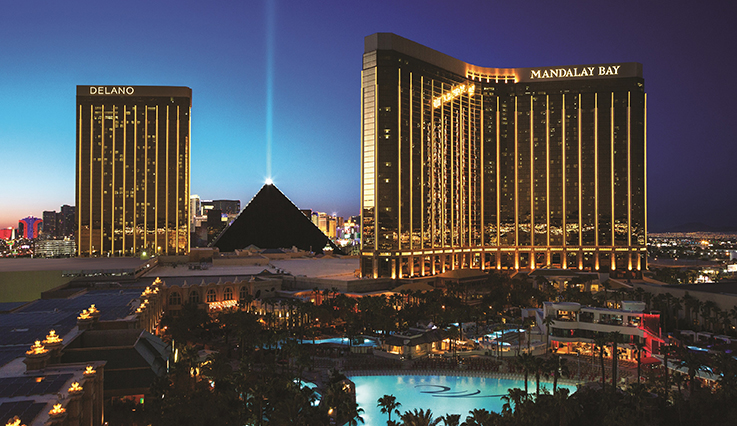 Showing Mandalay Bay Resort & Casino  feature image