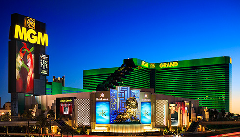 Showing MGM Grand Hotel & Casino feature image