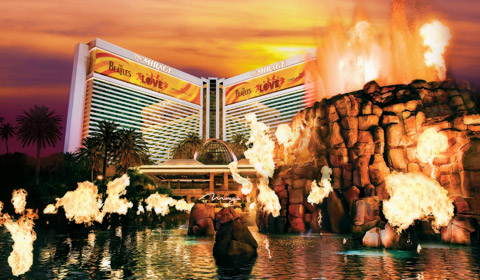 Showing The Mirage Hotel and Casino feature image