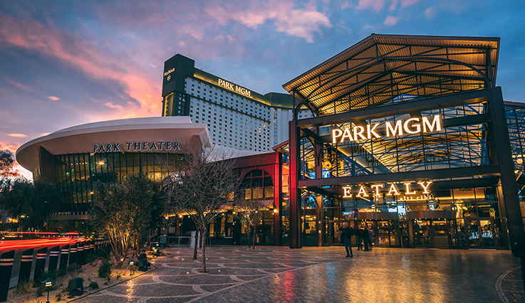 Showing Park MGM Las Vegas  feature image