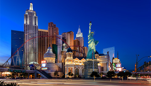 Showing New York-New York Hotel & Casino feature image