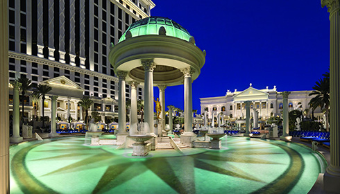 Showing Nobu Hotel Caesars Palace feature image