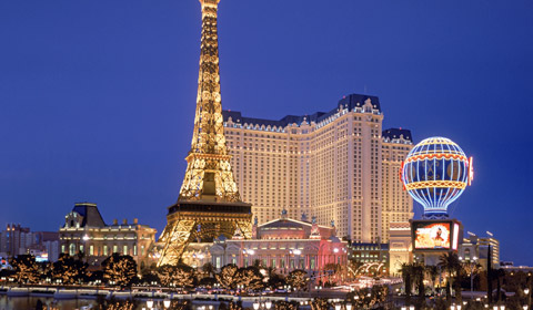 Las Vegas, NV - Paris