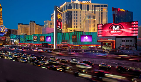 Las Vegas, NV - Planet Hollywood Resort & Casino