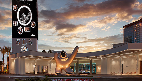 Showing SLS Las Vegas feature image