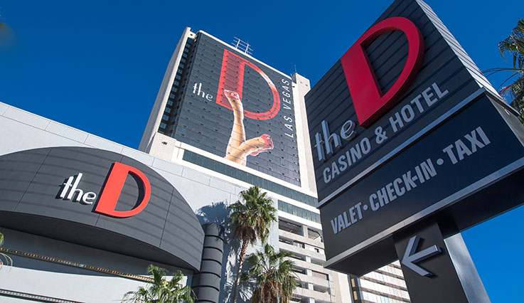 Showing the D Las Vegas feature image