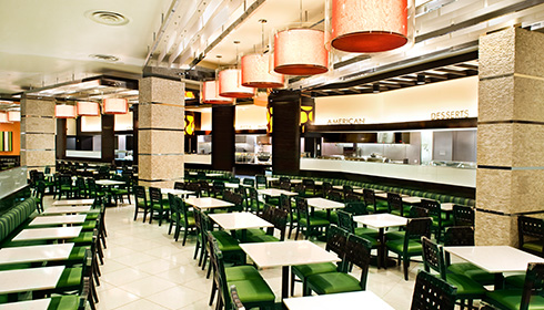 Image 17 de 30, de la gallerie de photos : Restaurant Bistro Buffet