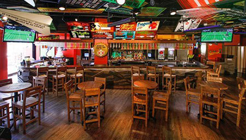 Senor Frogs Dining Room