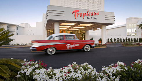 Showing slide 7 of 7 in image gallery for Tropicana Las Vegas