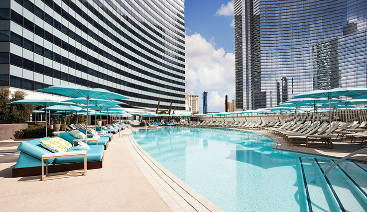 Showing Vdara Hotel & Spa at ARIA Las Vegas feature image