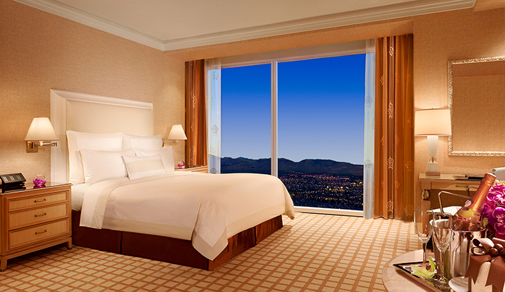 Image showcasing Wynn Panoramic View King