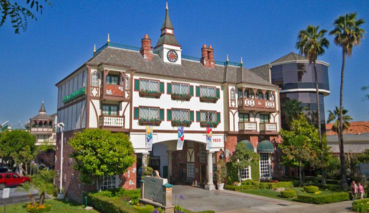Villa Inn Anaheim Ca