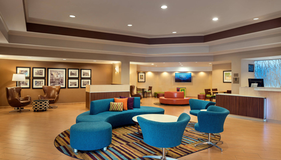 Showing slide 2 of 7 in image gallery for Fairfield Inn Anaheim Resort
