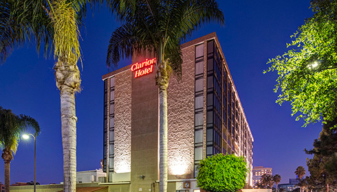 Orange County - Anaheim - Clarion Hotel Anaheim