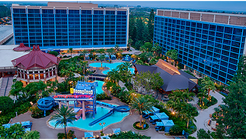 Showing slide 4 of 10 in image gallery, Hotel Exterior