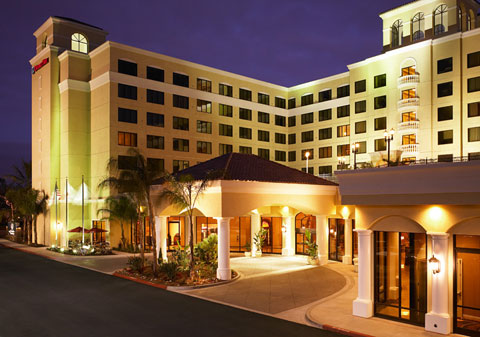 Orange County - Anaheim - DoubleTree Suites by Hilton Anaheim Resort