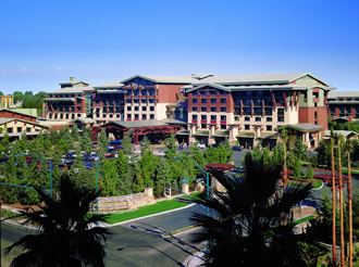 Showing Disney's Grand Californian Hotel and Spa feature image