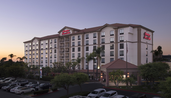 Showing Hampton Inn and Suites feature image