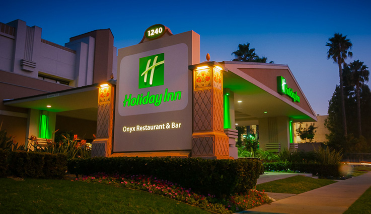 Orange County - Anaheim - Holiday Inn Hotel and Suites Anaheim