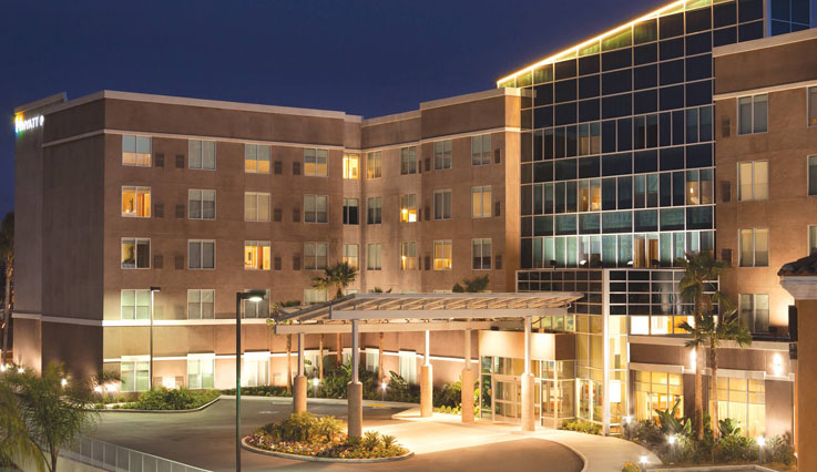 Showing Hyatt Place at Anaheim Resort Convention Center feature image