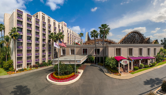 Showing Knott's Berry Farm Hotel feature image