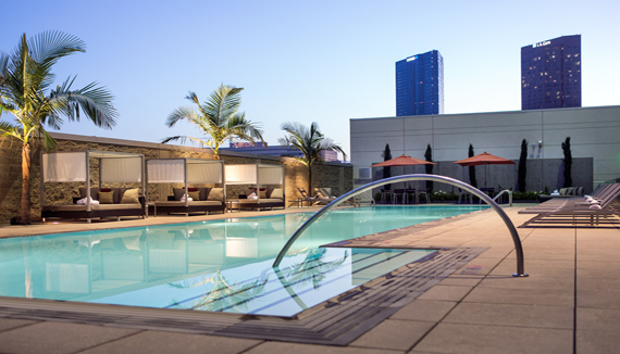 La Mirada Hotel Los Angeles